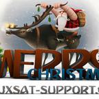 bootlogo / Merry Christmas 2 / linuxsat-support / by oktus