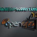bootlogo openspa linuxsat-support  / 1920x1080 /  by oktus