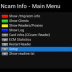 Ncam Info Plugin