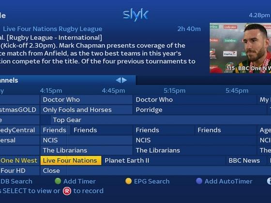 Slyk 1 HD