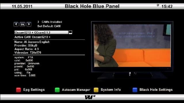Sly uk ready BlackHole Vu+ Duo v. 1.6 - Backup