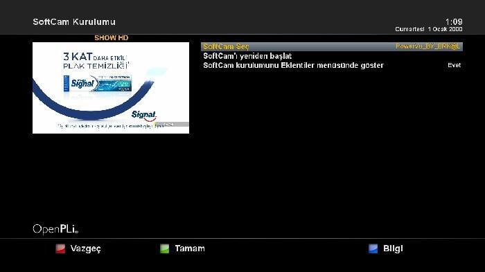 OpenPLi dm800 | CroSatelite com
