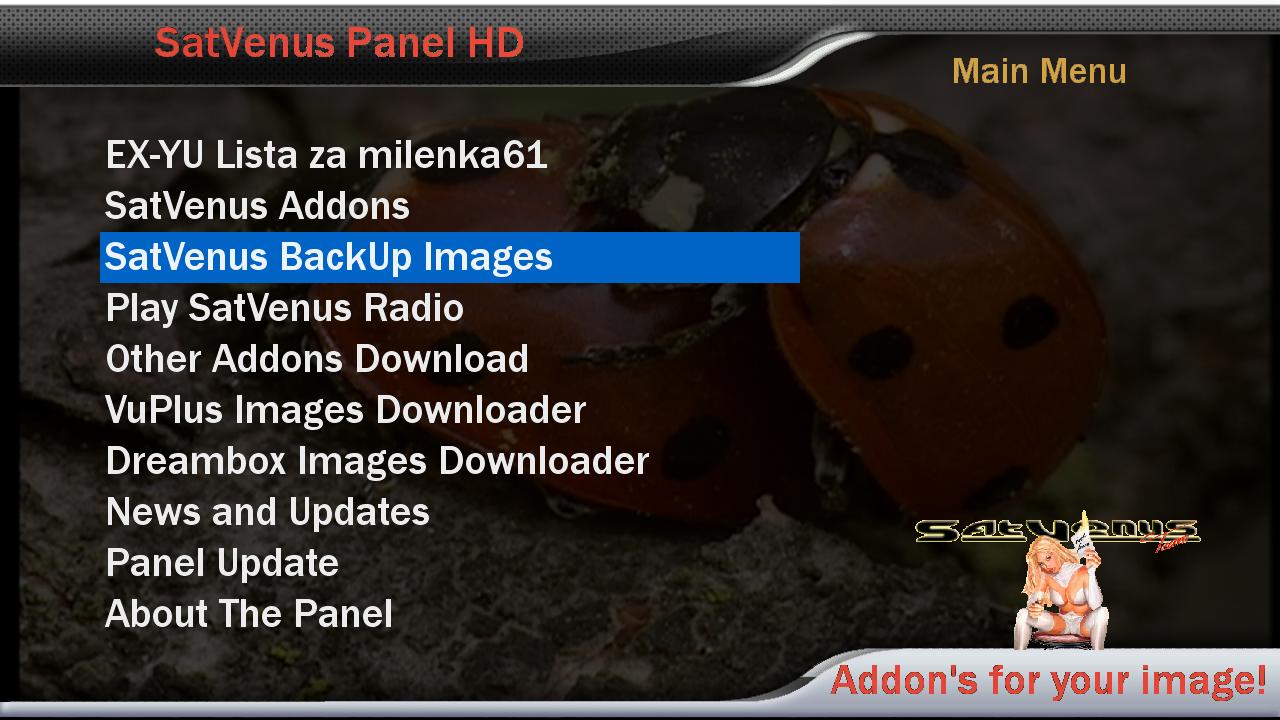 Satvenus Team Backup VU+SOLO2 PKT Hyperion v4 5 by @zvonko67 - Page 3