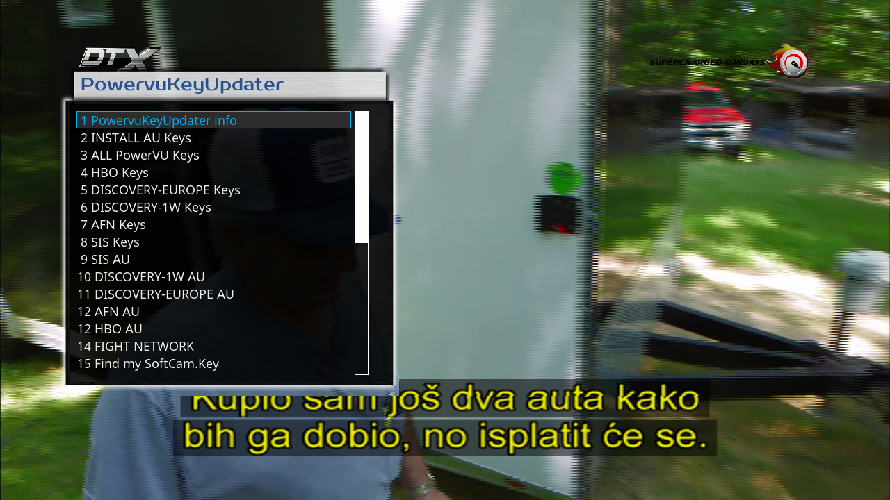 SatVenus Team Full Backup Vu+Solo2 Taapat Based OpenPLI 5 0