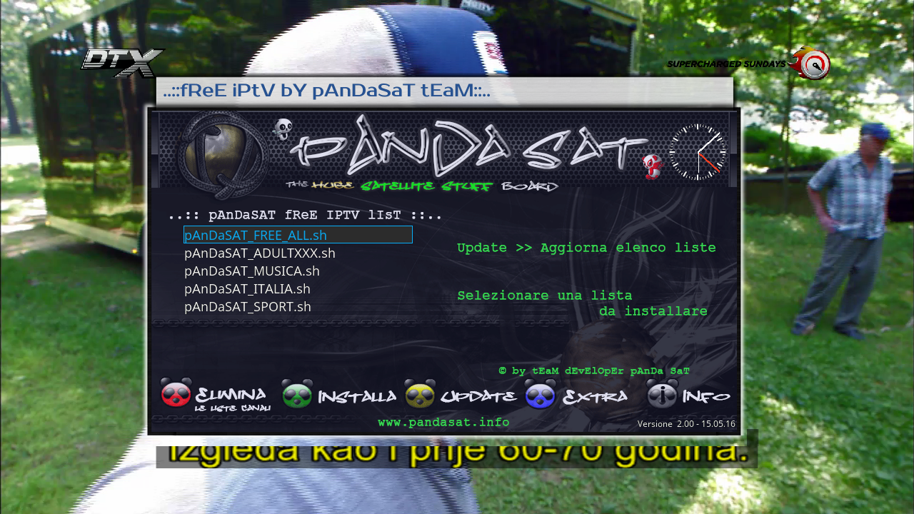 SatVenus Team Full Backup Vu+Solo2 Taapat Based OpenPLI 5 0 by